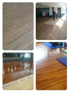 Floor care & maintenance